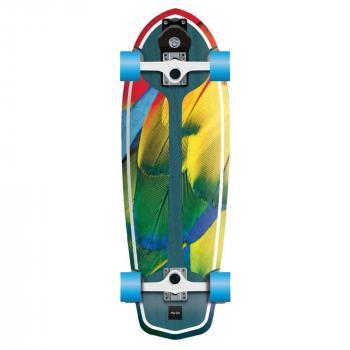 FLYING WHEELS Surf Skateboard 29 Parrot