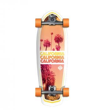 FLYING WHEELS Surf Skateboard 29 Ventura