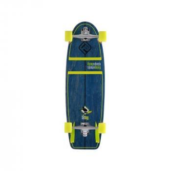 FLYING WHEELS Surf Skateboard 32 Flatlog