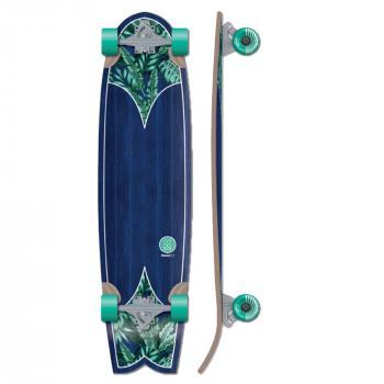 KRUUZE Skateboard Longboard 37 Padang